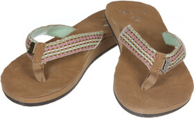 Reef Cushion Bounce Vista Slides Women, chmpagne | Find